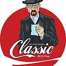 Walt Classic (Sticker) by LocoRoboCo