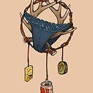 Redneck Dreamcatcher by Amanda Zito