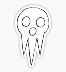 Soul Eater - Lord Death icon Sticker