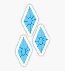 Rarity Mark Sticker