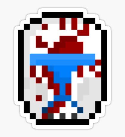 "Pixel RC 01/207 ""Sev""  Sticker"