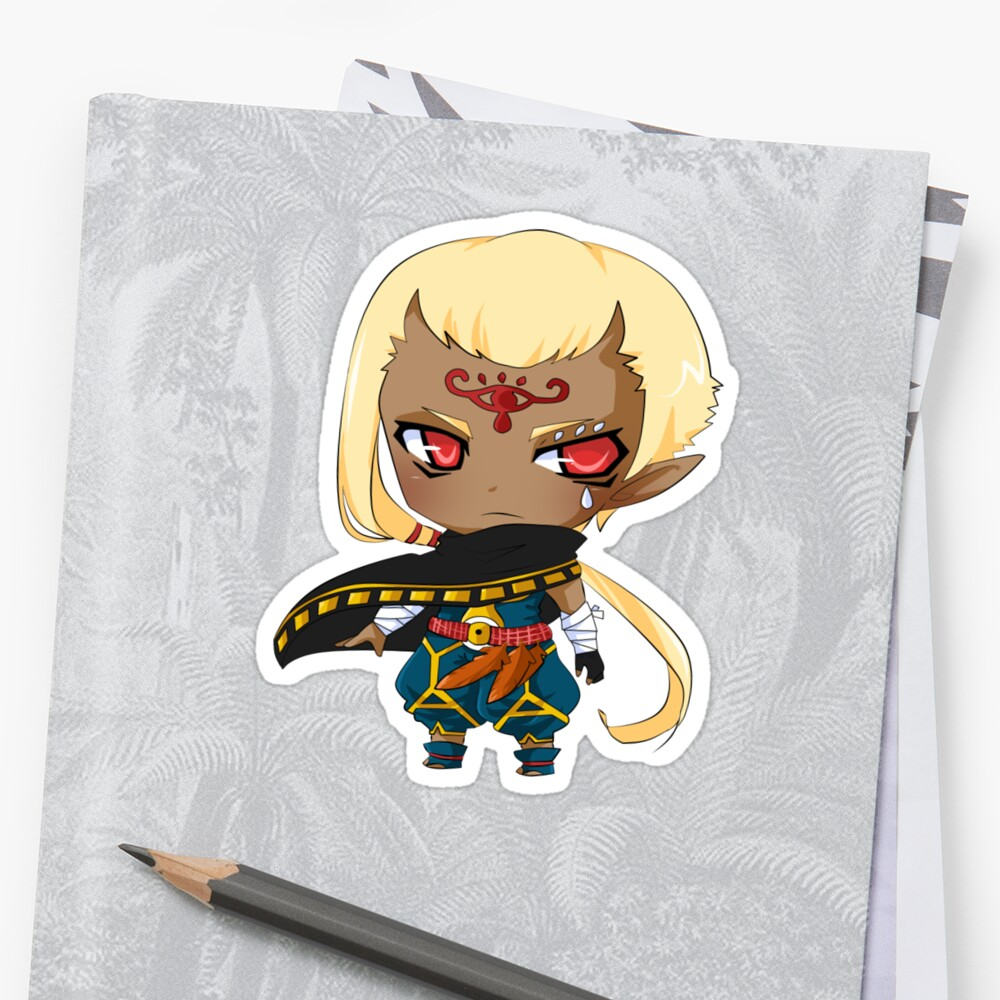 Impa Sticker by PocketCucco