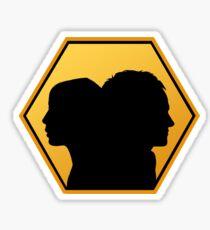 Bees, my dear Watson Sticker