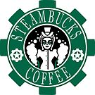 Steambucks Coffee by Christadaelia