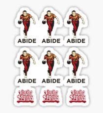 Nixon Abide Sticker Set Sticker