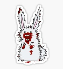 The Rabbit Sticker