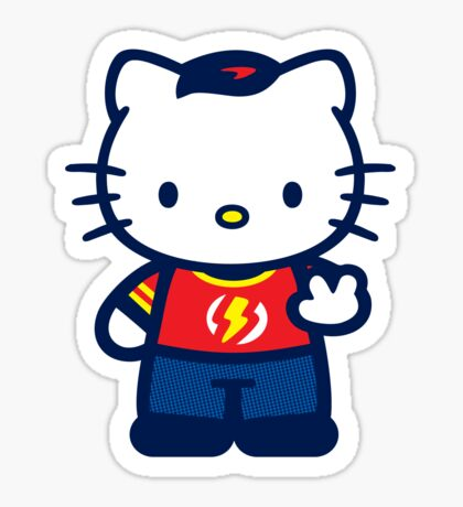Soft Kitty - STICKER Sticker