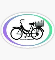Mamachari - Everyone's favorite cruisin' bike. Sticker