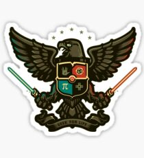 Geek For Life - STICKER Sticker