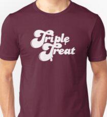 Triple Treat Reverse T-Shirt