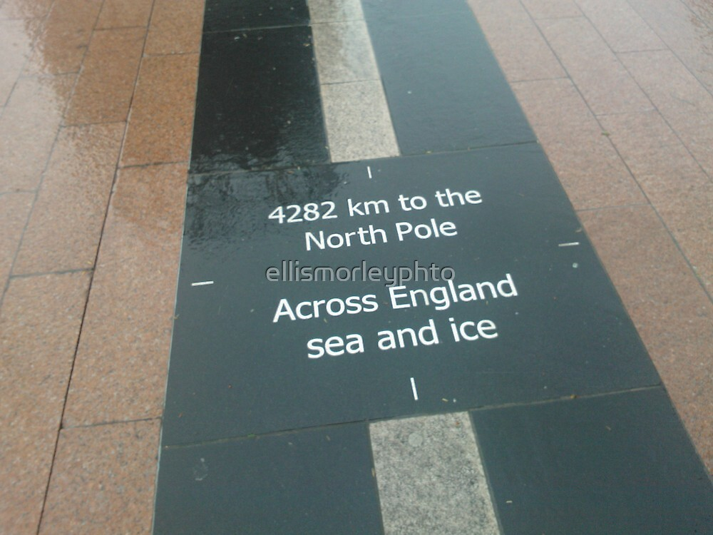 4282km to the North Pole (Nokia Collection) by ellismorleyphto