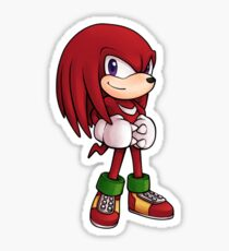 Knuckles the Echidna Sticker