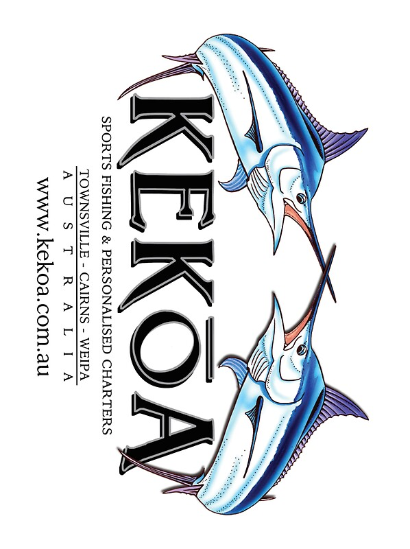 Boat stickers kekoa sports fishing stickers by for Fishing boat decals