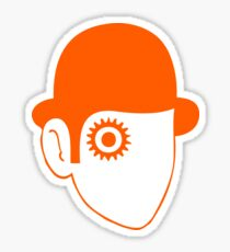 A Clockwork Orange sticker Sticker