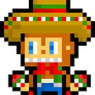 Pixel Samba - Samba De Amigo by PixelBlock