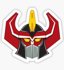 MEGAZORD POWER Sticker