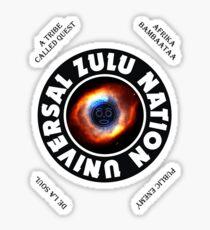 ZULU NATION Sticker