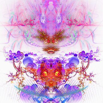 Metaface (Druid) by Alienjedna