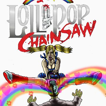 Lollipop Chainsaw by filthyweedog
