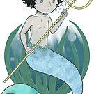 Mermaid!lock by ivorylungs