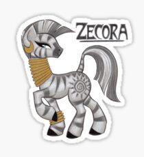 Zecora: Friendship is Magic Sticker