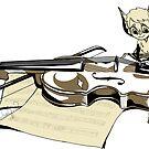 Violin Shine by Chelsea Jones