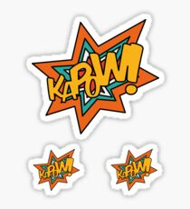 Kapow! Sticker