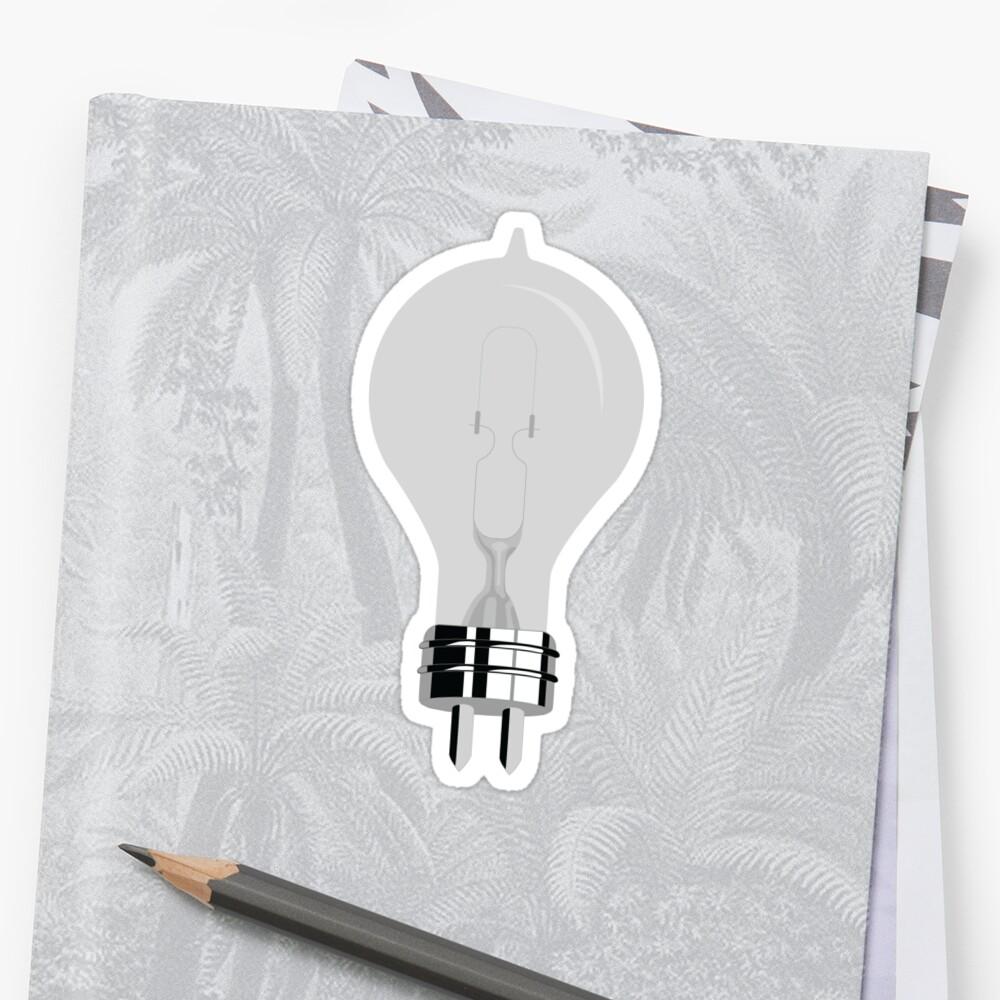 Light Bulb by Alan Grube
