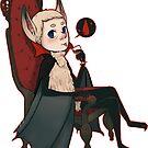 Vampire Batjohn by ivorylungs