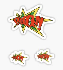 Badoom! - Sticker Sticker