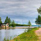 Walking-path by ilpo laurila