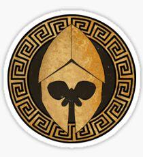 Blood of Athens Logo Sticker