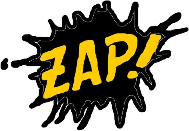 """Zayn Malik's Zap! Tattoo"" Stickers By Modeckz"