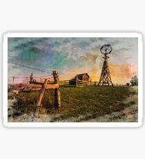 Homestead 1880 Sticker