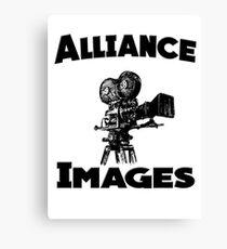 Alliance Images 35mm Canvas Print