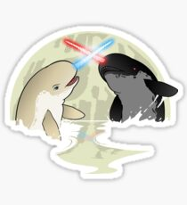Nar Wars sticker Sticker