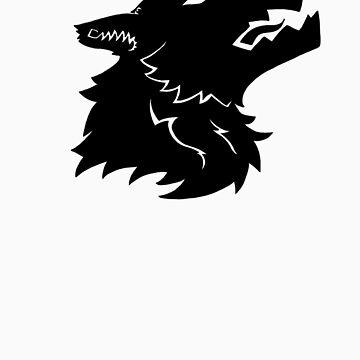 Fenrir the wolf by idawgness