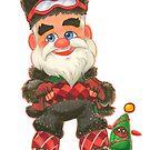 Sugar Rush Santa Claus by bliz