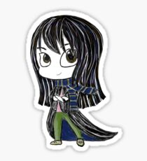 Cho Chang Chibi Sticker