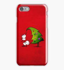 Merry Cristmas iPhone Case/Skin