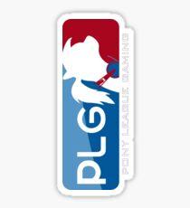 PONY LEAGUE GAMING Sticker