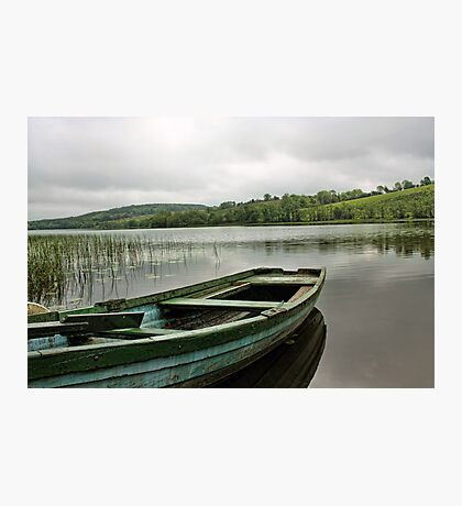 Calloughs Lake Photographic Print