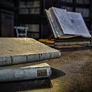 Old books  by Andrea Rapisarda
