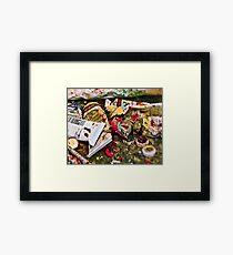 Artists' Colours Framed Print