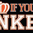 Honk If You Love Honkbal by swiener