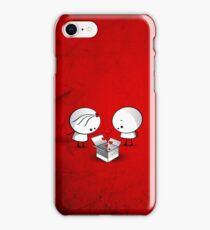 The valentine gift iPhone Case/Skin