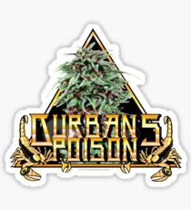 Durbans poison  Sticker