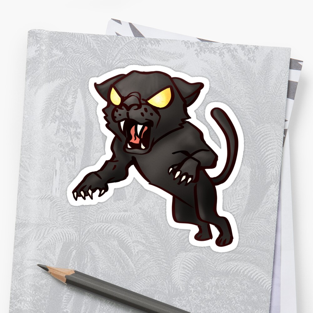 Panther by Figment Forms