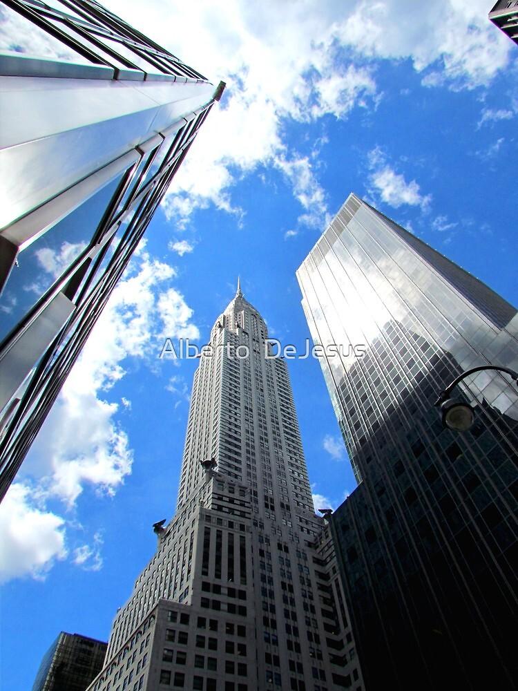 Chrysler Building, New York City  by Alberto  DeJesus