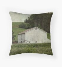 Time to cut the grass Throw Pillow